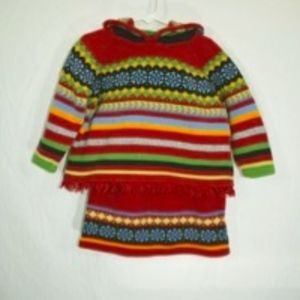 Hanna Andersson Sweater Set